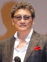 映画『グレート・ビューティー 追憶のローマ』のイベントに出席した萩原健一 (C)ORICON NewS inc.