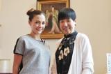 『伝説よ よみがえれ! 偉人おもいでマップ』で美空ひばり伝説を語る(左から)土屋アンナ、和田アキ子