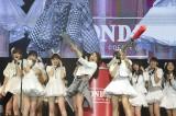 『WONDA presents AKB48非売品ライブ』にサプライズ登場した大島優子