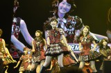 『WONDA presents AKB48非売品ライブ』を行ったAKB48