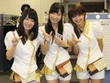LinQが福岡県産のいちじくをPR