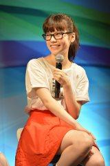 『AKB48グループ夏祭り』「教えて!ぱるぱるさーん!!!」より島崎遥香(C)AKS