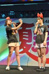 『AKB48グループ夏祭り』より(C)AKS