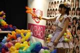 『AKB48グループ夏祭り』ゆかるんのハピネスバルーンアートより佐々木優佳里(C)AKS