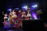 『AKB48グループ夏祭り』ゆかるんのハピネスバルーンアート(C)AKS