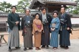 取材会は長州藩の藩校だった明倫館で行われた(C)NHK