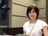8月10日放送、TBS系『十勝が教えてくれた3つのこと。〜17歳の農村体験  未来への種まき〜』出演・ナレーションを担当した女優の南沢奈央(C)HBC