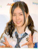 今年のじゃんけん大会も「パー」宣言したSKE48・松井珠理奈 (C)ORICON NewS inc.