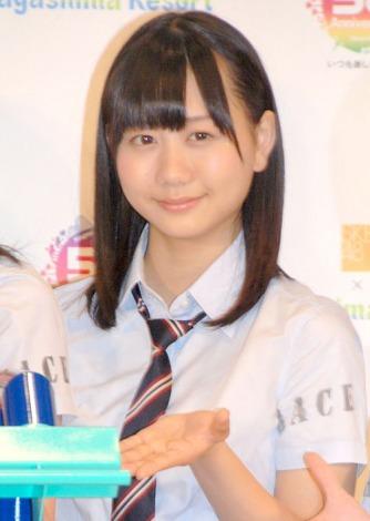 『ナガシマリゾート広報大使』就任発表会に出席した古畑奈和 (C)ORICON NewS inc.