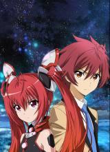 アニメ第1弾キービジュアル (C)水沢 夢・小学館/製作委員会はツインテールになります。