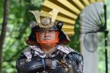 ありのままの竹山で家康を演じる(C)テレビ朝日