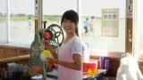 有村架純が『フロム・エー ナビ』のTVCMで海の家で働く