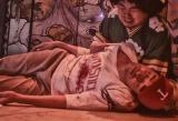 佐藤隆太が刺される劇中写真を初公開