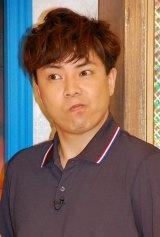 ギンナナの菊池健一=BSスカパー!特番『東野幸治の「スカパー!アワード2014」今年もスゴイらしいで!!スペシャル』収録後会見 (C)ORICON NewS inc.