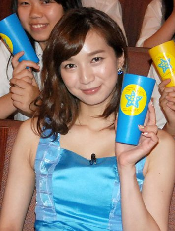Suzuの新曲「LOVE TO YOU -by CUPS-」発売記念イベントに出席した芹那 (C)ORICON NewS inc.