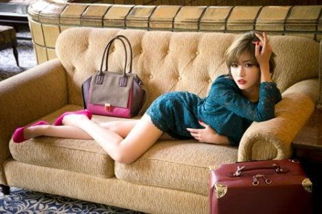 サムネイル クラシカルな雰囲気で紗栄子の美脚が光る『Jewelna Rose』カタログ画像