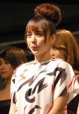 『東京 GIRLS AUDITION 2014 AUTUMN/WINTER Powered by Ameba』ファイナリストのクレイトン愛 (C)ORICON NewS inc.