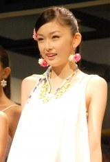 『東京 GIRLS AUDITION 2014 AUTUMN/WINTER Powered by Ameba』ファイナリストの古川優奈 (C)ORICON NewS inc.