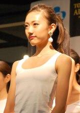 『東京 GIRLS AUDITION 2014 AUTUMN/WINTER Powered by Ameba』ファイナリストの又来綾 (C)ORICON NewS inc.