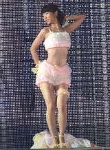 NMB48の公演でも同曲を披露している柏木由紀(撮影:鈴木かずなり)