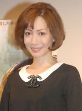 7年ぶりに公の場に登場した細川ふみえ (C)ORICON NewS inc.