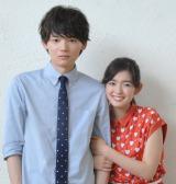 『イタズラなKiss2〜Love in TOKYO』に主演する古川雄輝と未来穂香 (C)ORICON NewS inc.