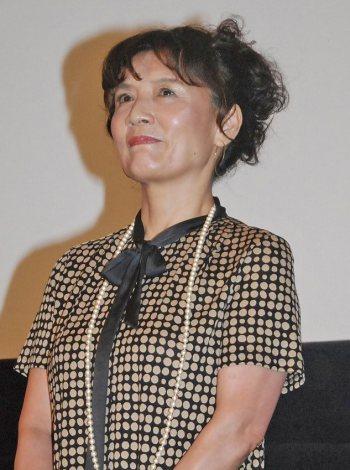 映画『喰女−クイメ−』の初日舞台あいさつに出席した根岸季衣 (C)ORICON NewS inc.