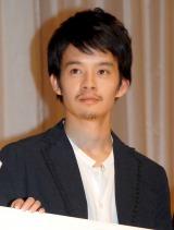 映画『海を感じる時』完成披露試写会に出席した池松壮亮 (C)ORICON NewS inc.