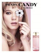 広告にはフランスの女優・レア・セドゥを起用