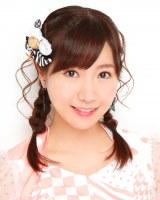 9月いっぱいでSKE48を卒業し、東京の芸能事務所に所属する加藤智子(C)AKS