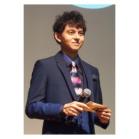 『第27回東京国際映画祭』記者会見に出席したハリー杉山 (C)ORICON NewS inc.