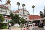 マリリン・モンロー主演の映画『お熱いのがお好き』(1959年)の撮影場所になったホテル・デル・コロナド