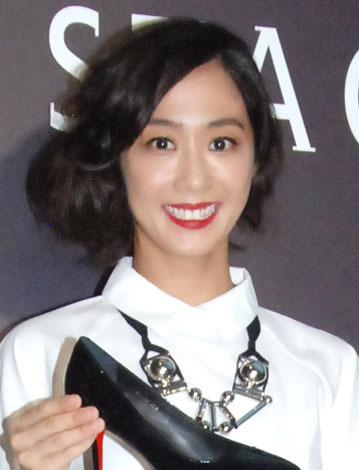 サムネイル シューズブランド『STACCATO』ローンチパーティーに出席した優香 (C)ORICON NewS inc.