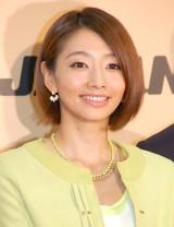 『ベストレザーニスト2014』授賞式に出席した眞鍋かをり (C)ORICON NewS inc.