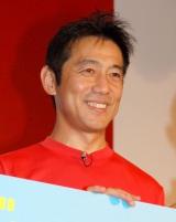 映画『グレード デイズ! 夢に挑んだ父と子』公開直前イベントに出席した森脇健児 (C)ORICON NewS inc.