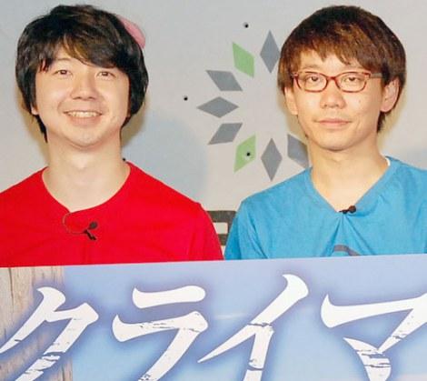 芸能イベントに初登場した三四郎 (C)ORICON NewS inc.