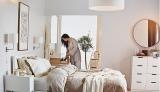 イケア・ジャパンが2015年強化するというベッドルームとバスルームの一例 (C)oricon ME inc.