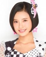HKT48の4thシングルで初センターを務める兒玉遥(C)AKS