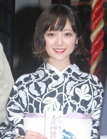 映画『花宵道中』のヒット祈願イベントに出席した安達祐実 (C)ORICON NewS inc.