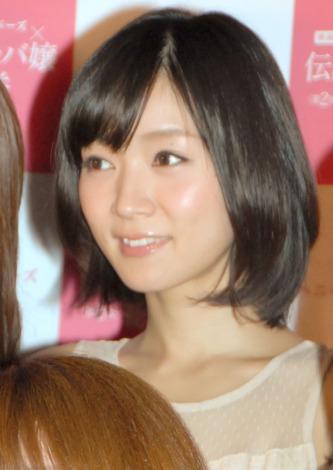 映画『ハニー・フラッパーズ』製作会見に出席した階戸瑠李 (C)ORICON NewS inc.