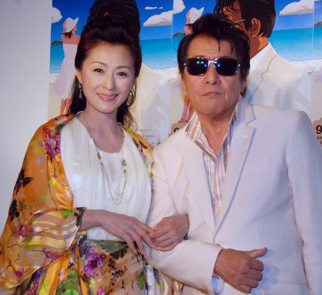 長山洋子が、「レーモンド松屋 with Yoko」として演歌歌手転身後初のポップスを発売 (C)ORICON NewS inc.