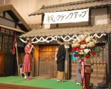 NHK連続テレビ小説『花子とアン』クランクアップ取材会の模様 (C)ORICON NewS inc.