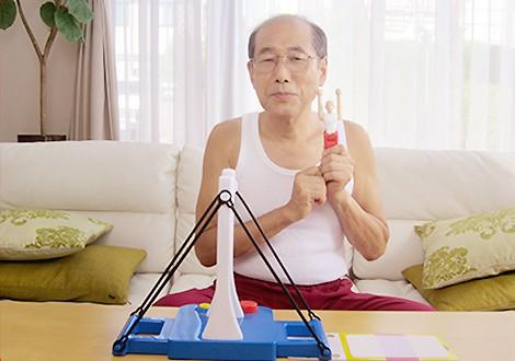 """優待投資家""""桐谷さん""""こと桐谷広人氏がCMに初出演!"""