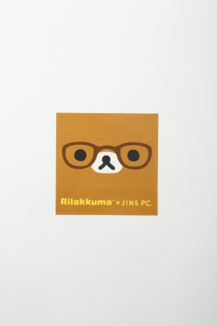 3日に発売された「Rilakkuma×JINS PC」