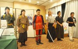 TOKYO MXは江戸の歴史を探索していくドキュメンタリードラマの制作を発表 (C)ORICON NewS inc.