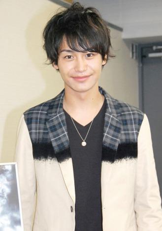映画『アキラNo.2』で主演を務める小澤亮太 (C)ORICON NewS inc.