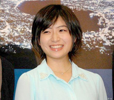 NHKのプレミアムドラマ『神様の赤ん坊』の記者会見に出席した南沢奈央 (C)ORICON DD inc.