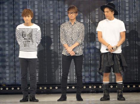 サムネイル 『東京ランウェイ』に三代目 J Soul Brothersがサプライズで登場!(撮影:鈴木かずなり)
