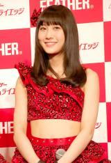 フェザー『サムライエッジ』広報大使就任式に出席したNMB48・矢倉楓子 (C)ORICON NewS inc.