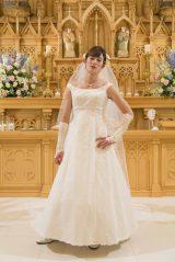 映画『想いのこし』で人生初のウエディングドレス姿を披露する岡田将生